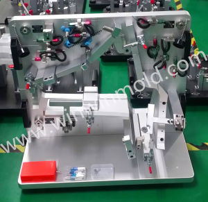 Automotive Checking Fixture/Jig and Check Gauge for Auto Fittings pictures & photos
