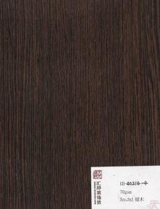 Decorative Melamine Paper (HB-40214-4) pictures & photos