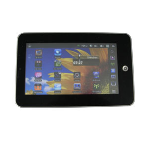 "7"" Inch Zenithink C71 Amlogic Cortex A9 1GB Android 4.0 Tablet PC (JS-MID709)"