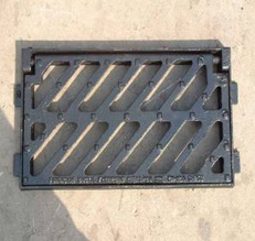 En124, C250 Ductile Iron Casting Gully Gratings with SGS Certificate pictures & photos