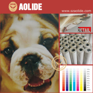 Front Printing Self Adhesive Backlit Pet Film (Waterproof) pictures & photos