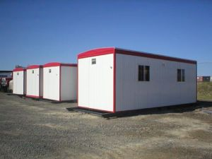 Container House - Accommodation