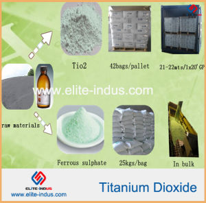 Dry Ferrous Sulphate pictures & photos