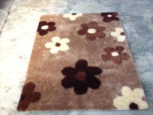 Warm Home 1200d Silk Carpet