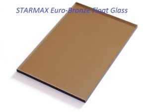 4mm Euro Bronze Float Glass