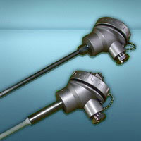 Tungsten-Re Expansible Thermocouple
