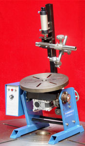 300kg Automaitic Welding Positioner/Welding Turntable pictures & photos