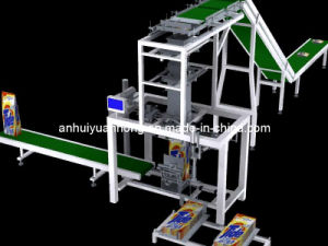 Automatic Bag Into Bag Packaging Machine (VFFS-YH003) pictures & photos