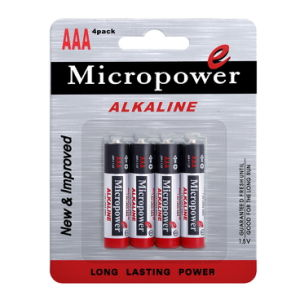 Super Quality Lr03 AAA Alkaline Dry Battery pictures & photos