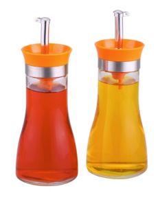 Glass Jar / Glass Bottle Set (KG0205280021)