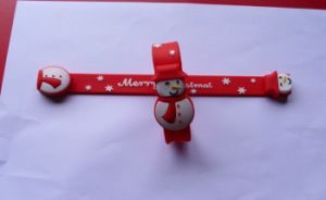 Lovely Christmas Gift Wristband USB Flash Drives (OM-P159) pictures & photos