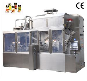 Fully Automatic Cold Fill Milk Carton Filling Machine pictures & photos