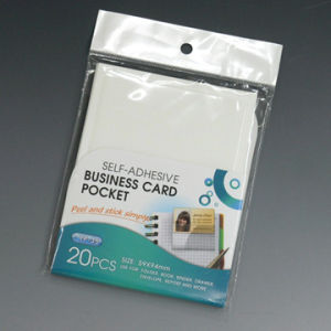 Self-Adhesive Pocket (YP-35-1) pictures & photos