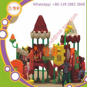 Small Playground Set Outside Play Equipment Outdoor Kids Playground pictures & photos