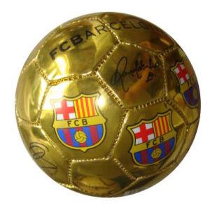 Soccer Ball, 32panels, Metallic PVC, Machine-Stitching (B01306) pictures & photos