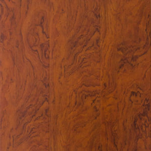 U Groove Mould Pressed Laminate Flooring Matte Silk Surface 6606 pictures & photos