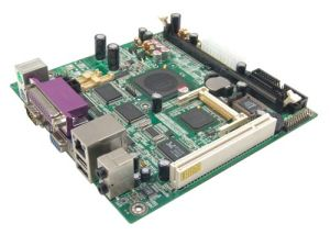 Mini ITX Embedded Motherboard (MITX-6682)