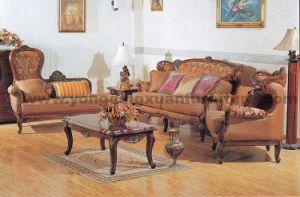Classic Fabric Sofa -1113