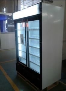 High Quality Commercial Display Freezer for Sale pictures & photos
