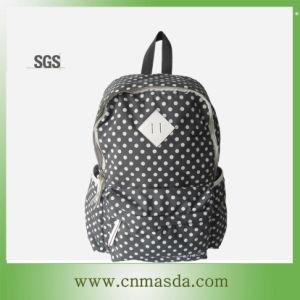 Garmen Fabric Fashion School Backpack (WS13B101)