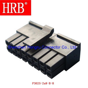 Cable Wire Terminal Connector Receptacle Housing pictures & photos