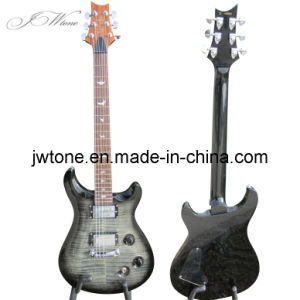 Transparent Greyburst Quality Prs Electric Guitar pictures & photos