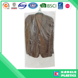 LDPE Disposable Plastic Garment Bag for Laundry Shop pictures & photos