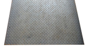 Hot Rolled Steel Checkered Plate pictures & photos