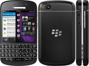 for New Blackberri Bb 4G Black/White Original Smart Mobile Phone (BB Q10) with Warranty pictures & photos