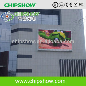 Chipshow pH10 Outdoor Advertising Wall LED Panel Display pictures & photos