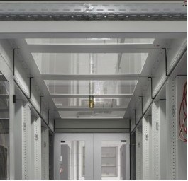 Cold Aisle Server Cabinet Used for Data Center pictures & photos