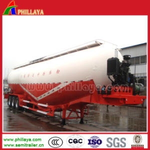 Low Density Powder Dry Bulk Tankers for Semi Trailer pictures & photos