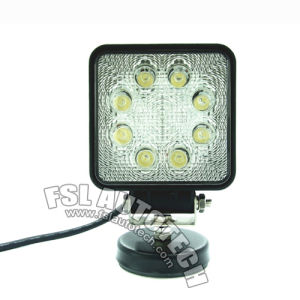 24W LED Vehicle Auxiliary Working Light pictures & photos