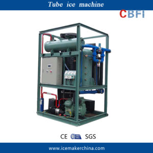 Tube Ice Making Machine for Cool Water pictures & photos