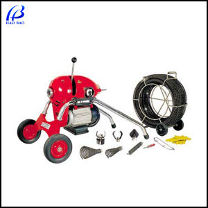 Hot Sale Electric Drain Cleaning Machine (H-200) pictures & photos