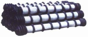 Comb Type Self-Cleaning Rollers