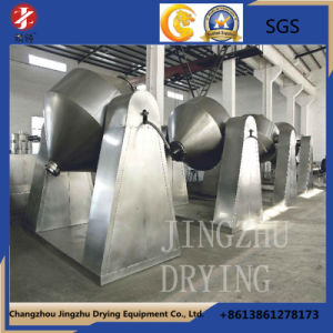 Food Conical Vacuum Drying Machine pictures & photos