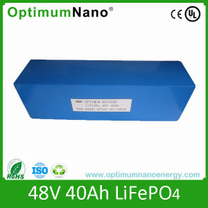 48V 40ah Lithium Iron Phosphate Battery for Telecom Energy Storage pictures & photos