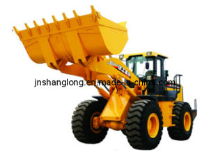 5 Ton Wheel Loader (LW500F) pictures & photos