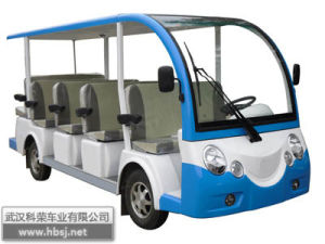 Fourteen Seats Electric Sightseeing Car