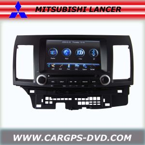 Special Car DVD for Mitsubishi Lancer (HT-P803)