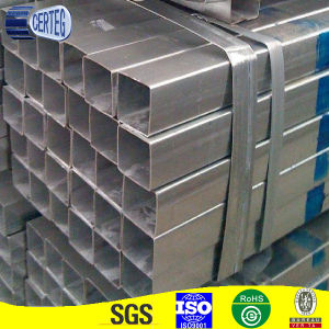 Galvanized Square Steel Pipes and Rectangular Tube pictures & photos