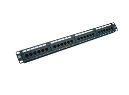 Patch Panel CAT 6 24 Ports