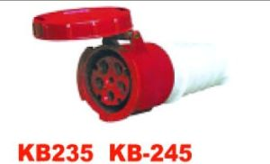 Industrial Plugs and Sockets (KB-223 KB-243)