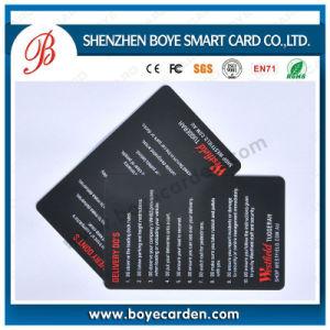 Printable Em4100/Tk4100 RFID Plastic PVC 125kHz Proximity ID Card pictures & photos