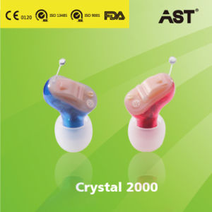 Instantfit Hearing Aid - Crystal 2000