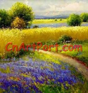 Impressionism Landscape Paintings (LANI03461)