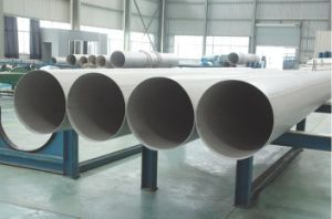 Seamless Stainless Steel Heat Exchanger / Boiler Pipe / Tube for Heat Exchanger / Boiler (EN 10216-5/DIN 17458 1.4301) pictures & photos