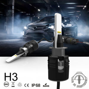 B6 Car H3 LED Headlight with Turbine 24W 3600lm Best Quality pictures & photos