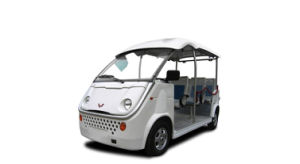 Kingstar 8 Seats Electric Sightseeing Car, Electric Cars pictures & photos